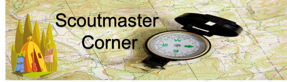 Scoutmasters Corner